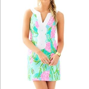Lilly Pulitzer Valli Shift Dress in Going Stag